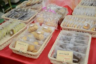 静岡県 菊川市 総合体育館のすぐ近くにあるパン&スイーツ店 Bake and Cake ぱふ ケーキと焼き菓子写真